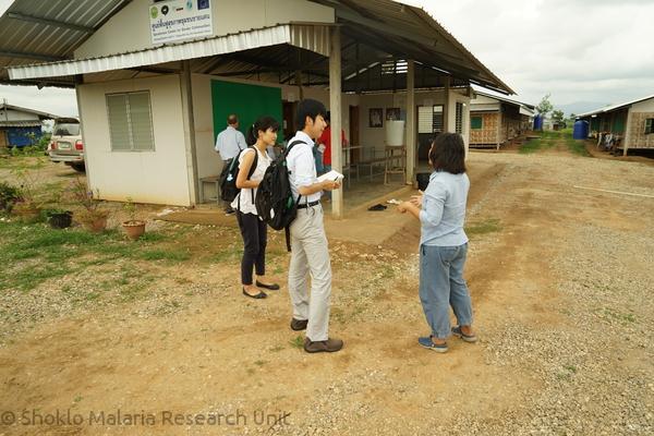 TB field visitors